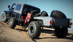 4x4 Off-Road Trailer - Black Scorpion Off-Road / Trailer Only