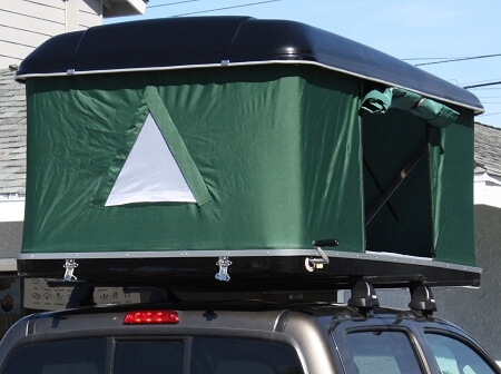 Used Hard Shell Tacoma Roof Top Tent