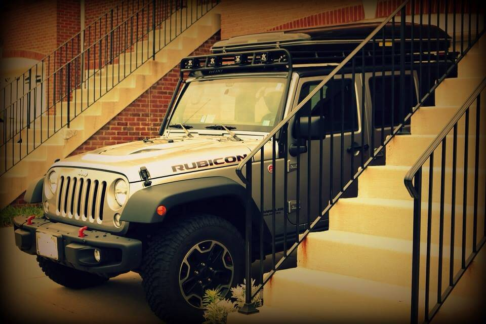 & Jeep Roof Top Tents