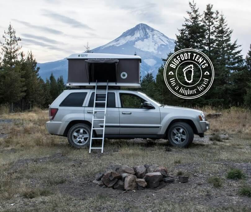Roof Top Tent & Roof Top Tents by Bigfoot | Camping on a higher level