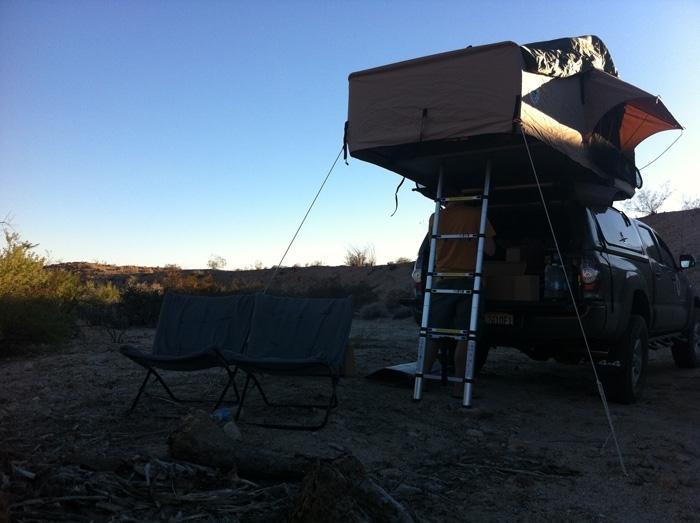 & Tacoma Roof Top Tent - Best Car Top Tent